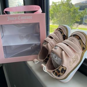 Juicy Couture Infant sneakers** BRAND NEW